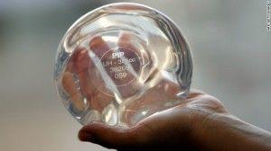 Muestra de Implante PIP