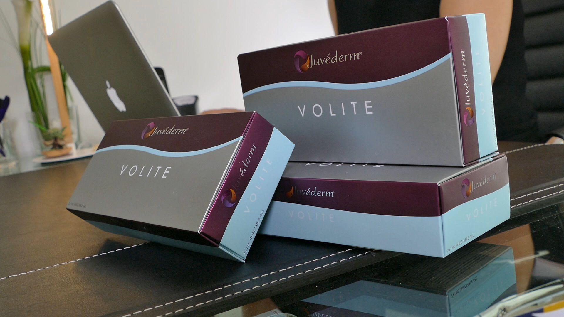 ¿Conoces ya Volite? Es el nuevo y revolucionario producto para mesoterapia facial de la empresa Allergan, 3 veces más potente que la mesoterapia facial tradicional para combatir las arrugas y da mayor luminosidad a la piel.