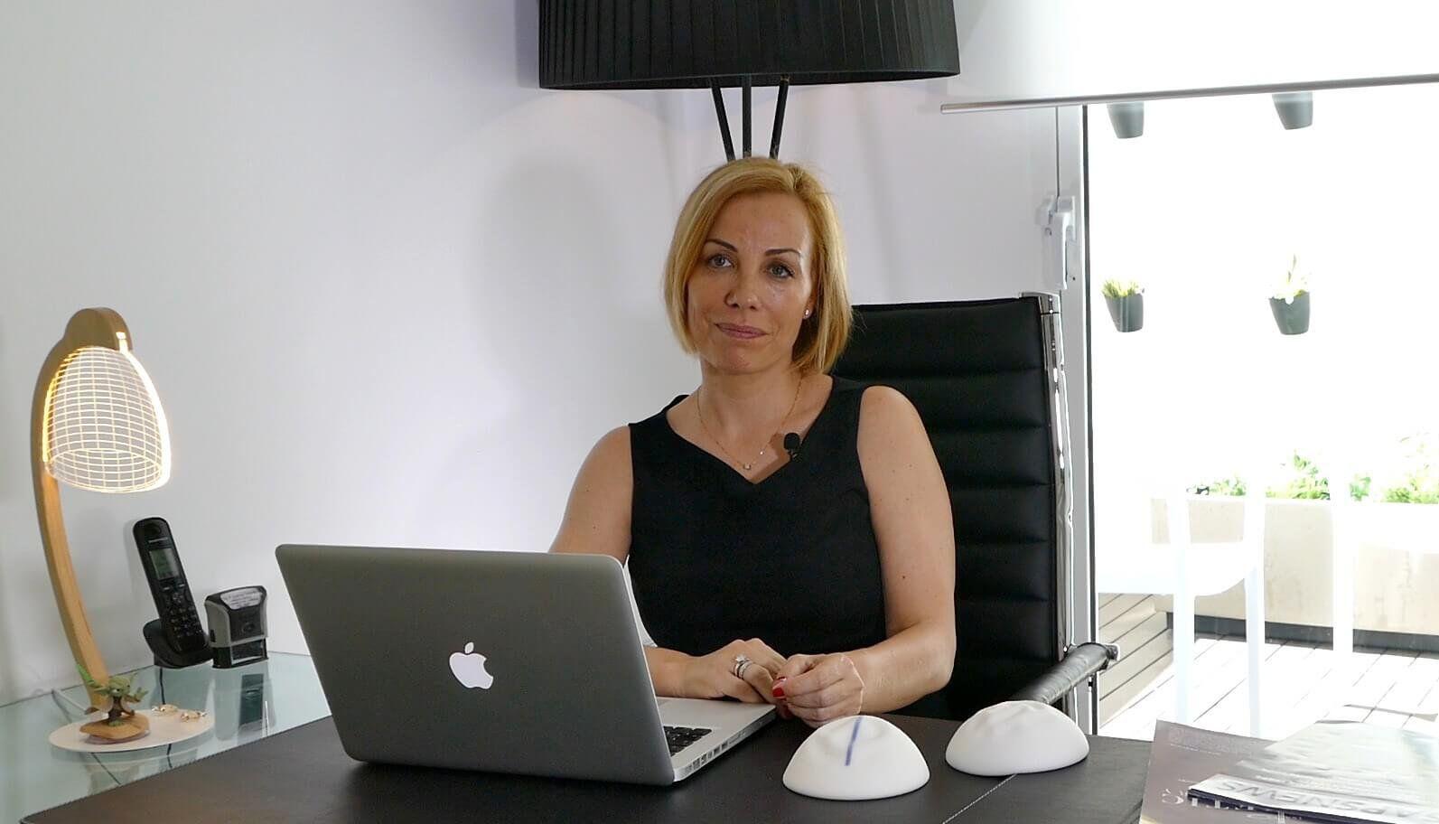 La Dra. Patricia Gutiérrez, primera cirujana plástica en traer a Valencia los implantes B-Lite