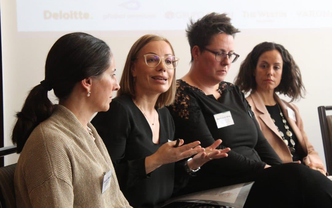 Panelista en el Workshop «Mujeres y Liderazgo»