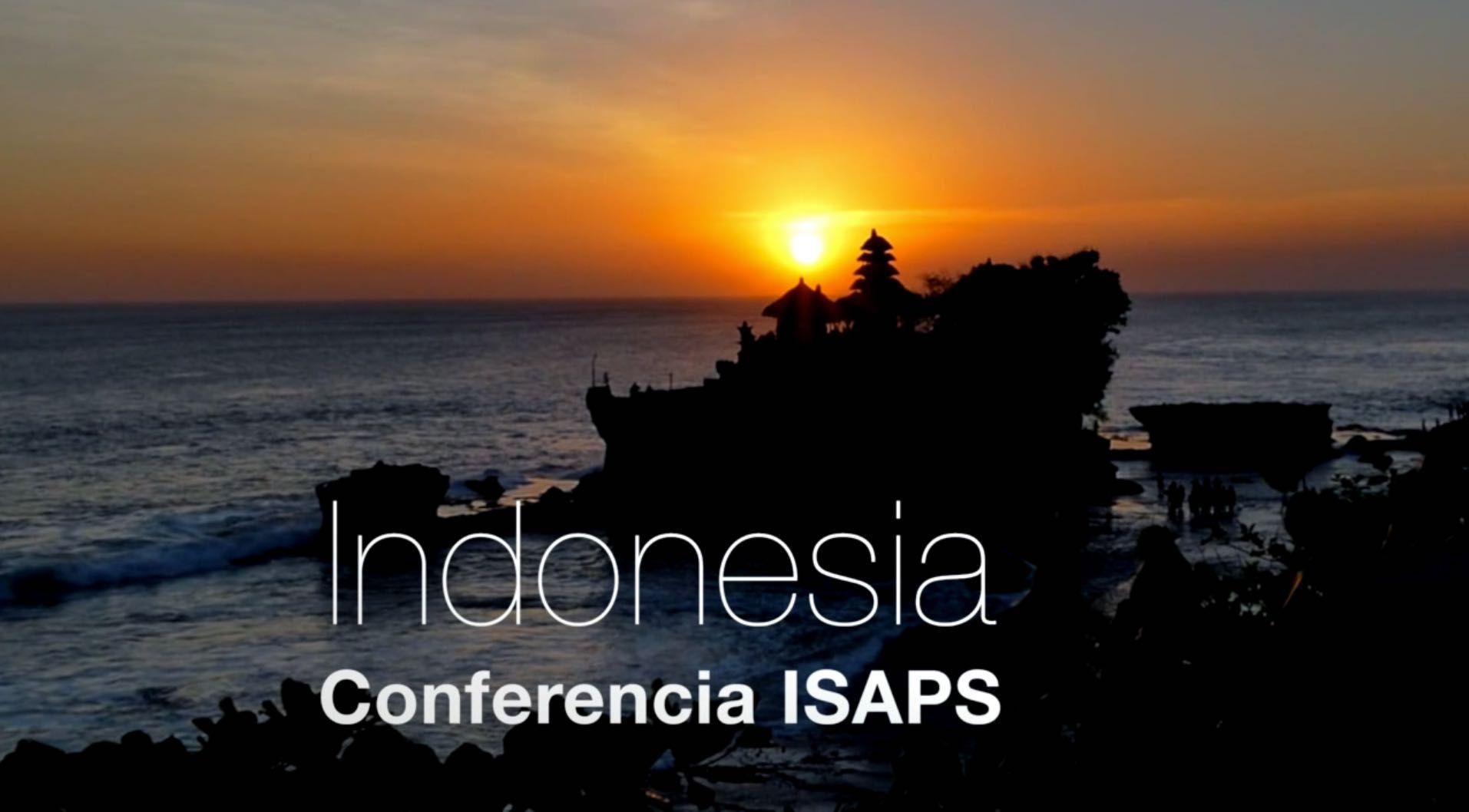 """Este es el resumen sobre mis Conferencias sobre Lipofilling en Indonesia para la OSAPS, la """"hermana"""" en Oriente de la ISAPS (Sociedad Internacionla de Cirujanos Plásticos)."""