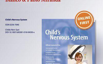 Mielomeningocele: mi artículo sobre MMC publicado en una revista científica internacional